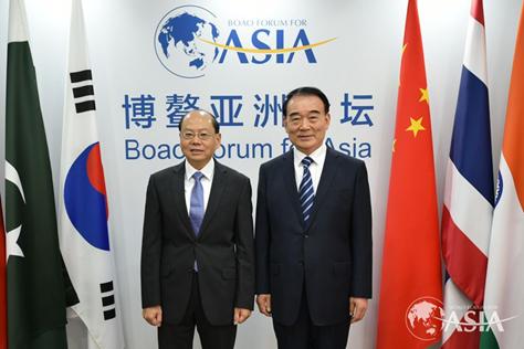 博鳌亚洲论坛筹备举办全球经济发展与安全论坛大会