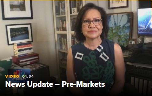 盘前:道指期货涨0.3% 市场聚焦通胀及债务上限