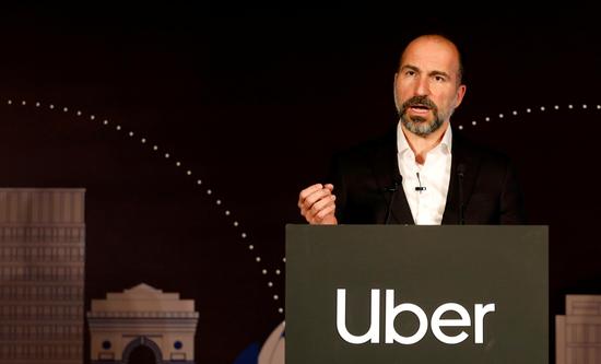 """美国版""""闪送""""?Uber CEO称或为零售商提供快递服务"""