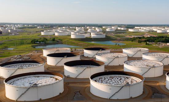 美布两油周三收跌 一季度上涨逾20%
