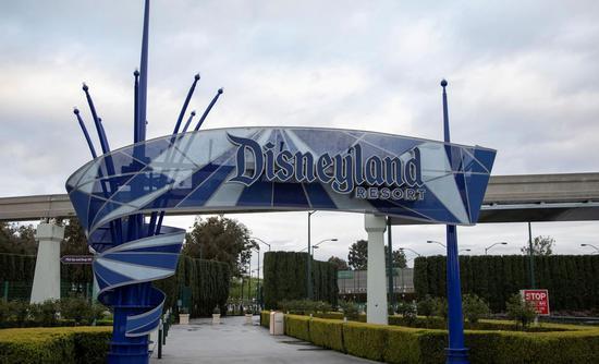 迪士尼让加州乐园更多员工停薪休假