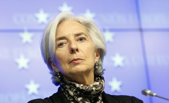 拉加德称欧元区通胀上升只是暂时