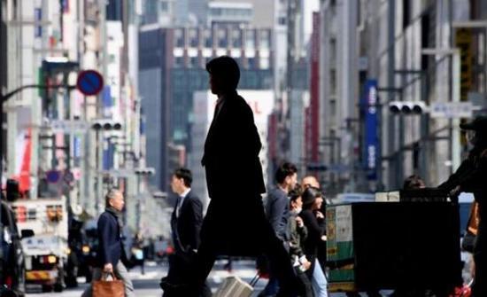 日本一季度GDP显示内需低迷经济停滞