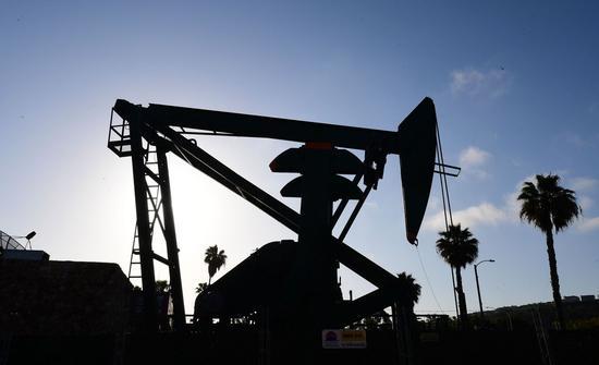 周一美国WTI原油收跌0.4% 布伦特原油跌0.7%