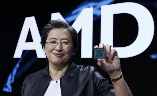 AMD首席执行官苏姿丰加入思科董事会