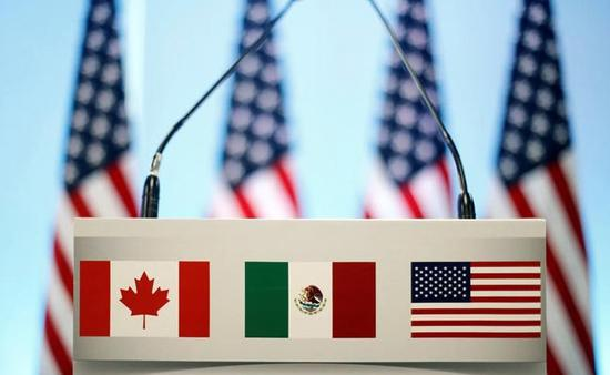美国或寻求与加拿大和墨西哥分别达成贸易协定美国