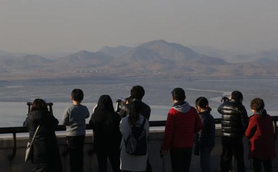 朝鲜要求恢复朝韩合作项目 韩高官赴美寻求解除制裁