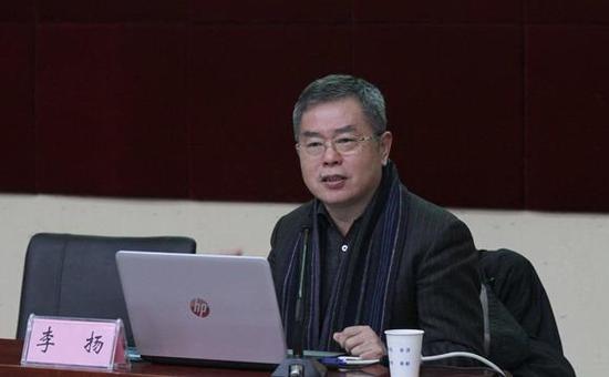 """李扬:债务的泛滥和长期超低利率是""""内恰""""的"""