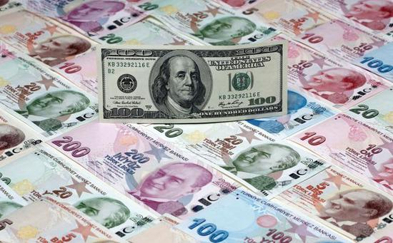 土耳其里拉暴跌 点燃欧洲银行业坏账风波