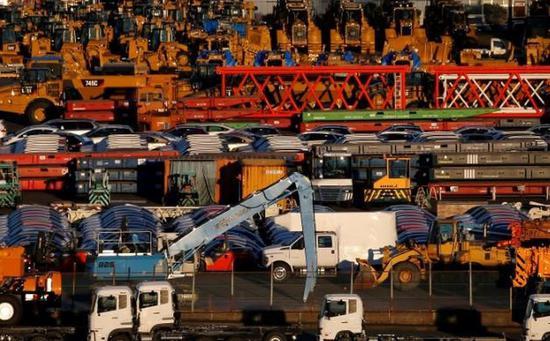 日本12月出口下降6.3% 连续第13个月下滑