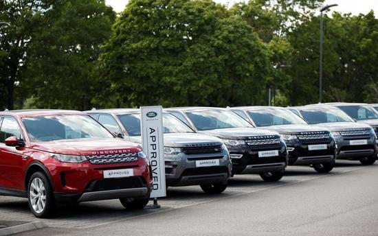 英国6月新车销量下降三分之一 较疫情封锁期间改善