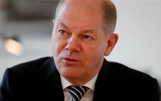 德国财长:若发生严重经济危机将动用所有财政选项