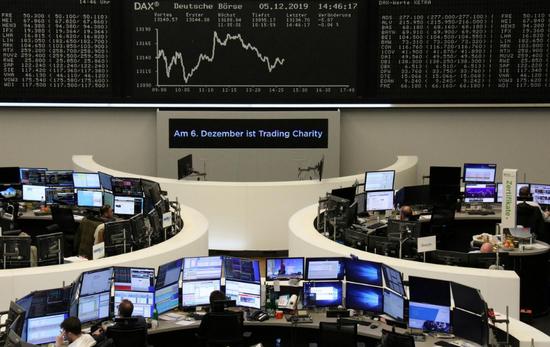 非农数据提振市场情绪 欧股延续涨势抹去本周跌幅