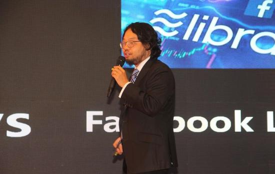 深圳區塊大陸科技有限公司創始人楊揚