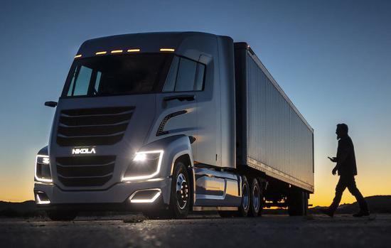 尼古拉汽车称愿与现代汽车开展氢技术合作
