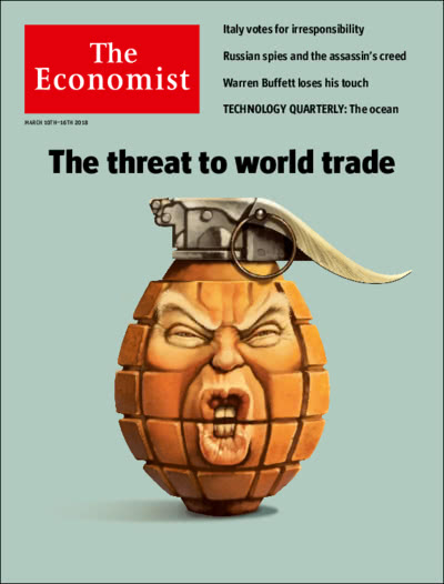 《经济学人》:基于规则的全球贸易体系告急