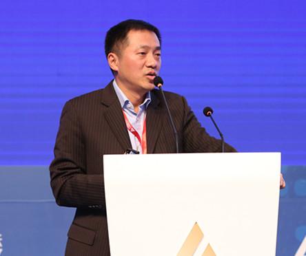 中国国际金融股份有限公司董事总经理刘鲁旦
