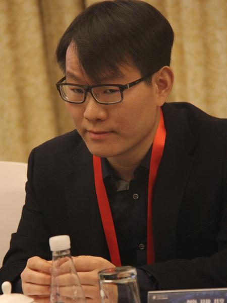 中国区块链应用研究中心常务理事、火币网董事长&创始人李林