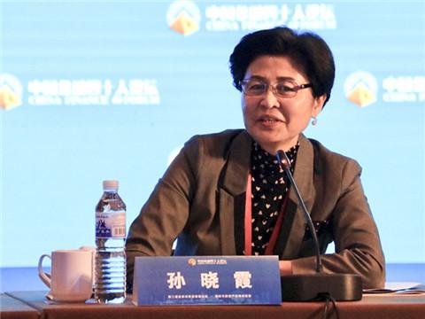亚投行--孙晓霞:中国国债促进国内国际经济社会发展