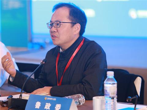 图为兴业银行首席经济学家鲁政委