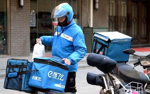 外卖送餐事故多发 责任谁来承担
