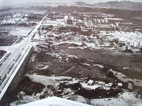 上世纪80年代,深圳经济特区确立初期的即兴象。(本图片到来己深圳福田图片杂志)