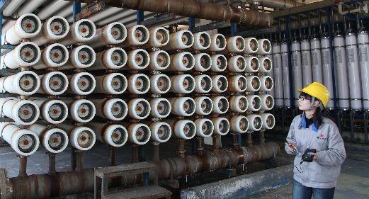 金属有机骨架新材料可淡化海水 提取锂离子