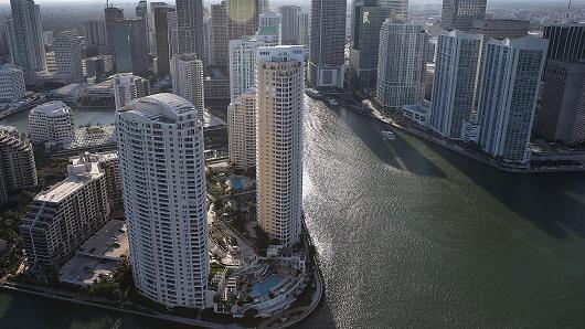 迈阿密一顶层公寓出售 只接受比特币付款