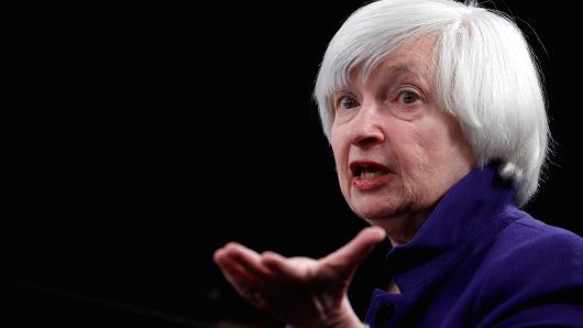 """美联储主席耶伦:比特币是"""""""