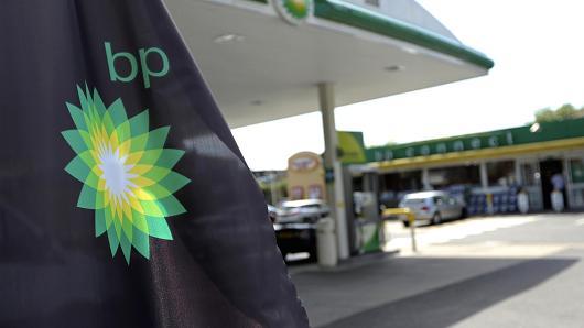英国石油遭遇逾一年来首次季度亏...