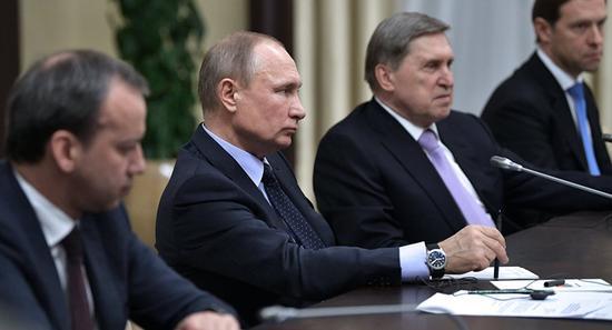 普京任期gdp_普京说 给我二十年,还给你一个强大的俄罗斯 ,俄罗斯现在强大了吗