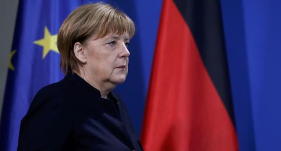 香港六合彩开码民调:逾半数德国人支持总理默克尔四连任