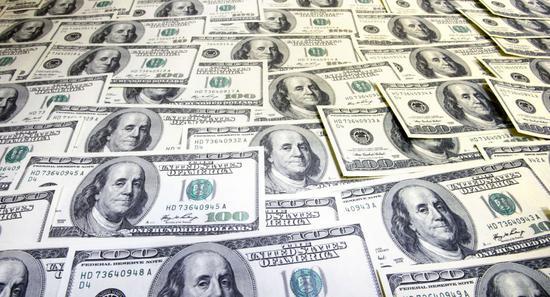 美财政部:俄2017年美国债投资增加19%