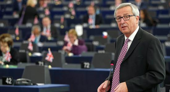 容克:欧盟将对美国钢铝关税计划做出回应