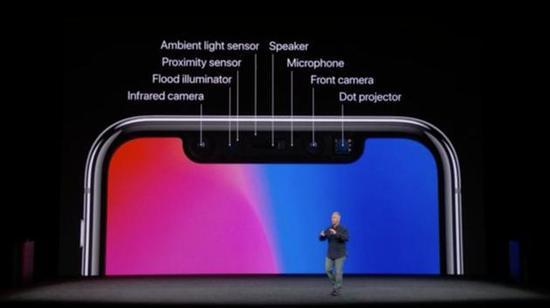 苹果明年推真正全面屏iPhone 2019年iPhone抛弃刘海屏
