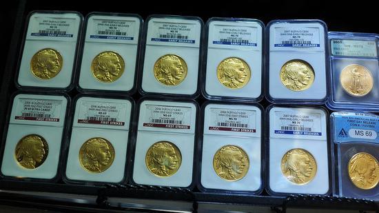 贸易纠纷引发忧虑 黄金价格收复1200关口