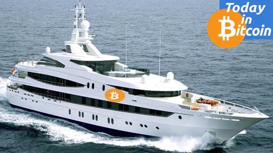 美国一游艇公司宣布接受加密货币付款,游艇俱乐部