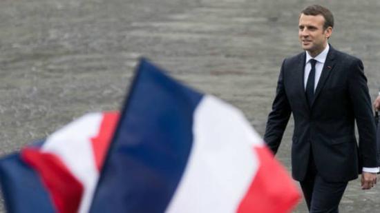 马克龙表示将限制外资购买法国农业用地