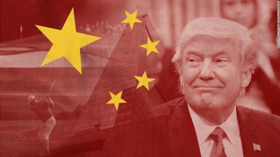 美国商会警告特朗普对华贸易战将伤及自身