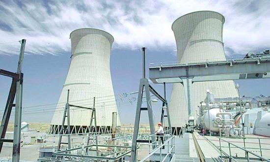 周丽莎:中核中核建重组重组后会如何?