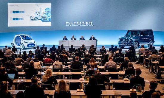 姜伯静:入股戴姆勒是吉利新能源汽车征程的起步