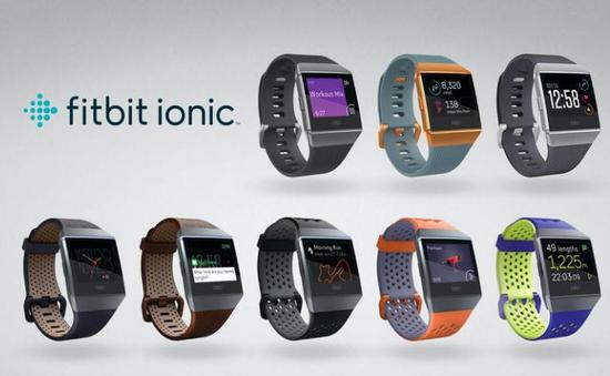 Fitbit可穿戴设备销量夺冠 小米第二苹果第三