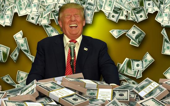 特朗普致电感谢苹果:3500亿美元!我还以