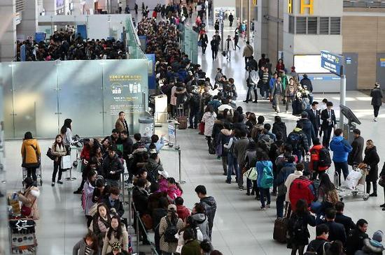 韩今年旅游收支逆差料创新高 中国游客减少是主因