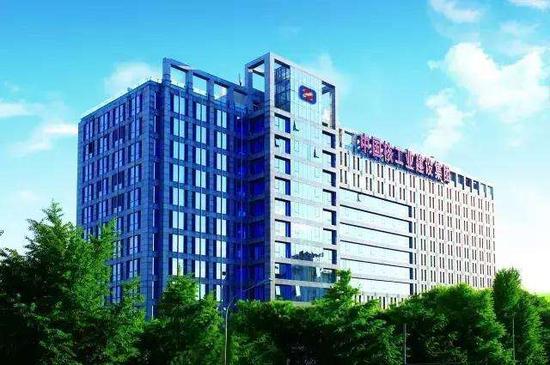 中国核工业建设集团公司办公大楼