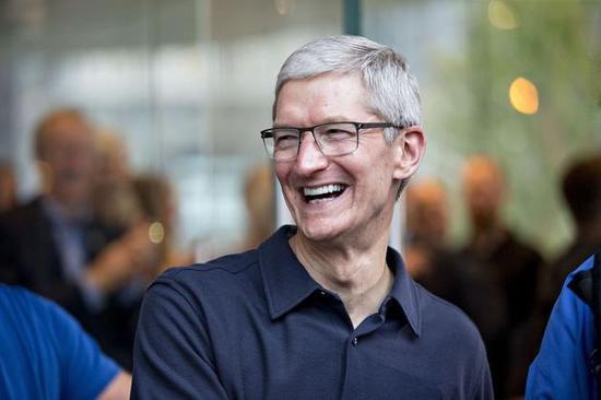 苹果CEO今年福利多:总收入上亿美元 还有私人飞机