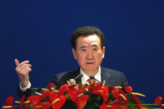 1月20日,万达集团2017年会在哈尔滨召开。集团董事长王健林作年度工作总结,全文如下: