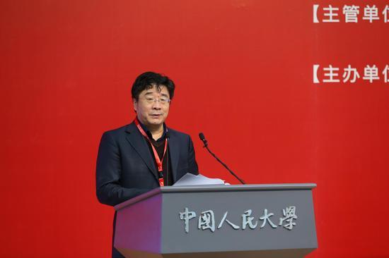 人大校长刘伟:我国金融领域仍存在不少
