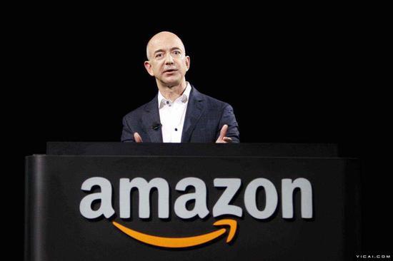 亚马逊CEO、世界首富贝佐斯