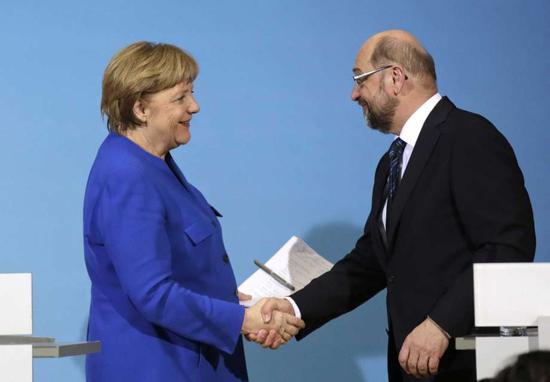 """任我发心水论坛德国新政府组阁:社民党是否还愿再做""""小弟""""?"""